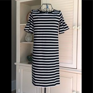 NWT JCrew Striped Dress